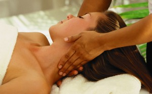 masaža stres